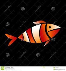 black and orange clown fish. Fine Clown Clown Fish Illustration Intended Black And Orange Fish L