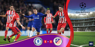 Chelsea vs Atlético Madrid Highlights and Full Match Champions League 5  December 2017