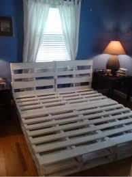 diy wood pallet furniture. 34 DIY Ideas: Best Use Of Cheap Pallet Bed Frame Wood - Furniture.hmmm For M? Diy Furniture