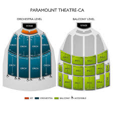 Paramount Theatre Oakland Ca Seating Chart Chris Tucker In Bay Area Tickets Buy At Ticketcity