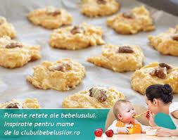 Reteta biscuiti bebe
