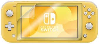 Чехол и <b>защитная пленка HORI</b> для Nintendo Switch (NS2-052U)