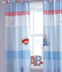 humphrey s corner little red car tab top curtains