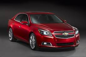 2013 Chevrolet Malibu Review - Top Speed