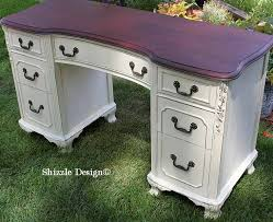 remarkable desk painting ideas awesome furniture home design ideas with antique vanity painted in custom mixed