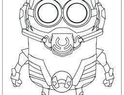 Minions Coloring Pages Pdf Mountainstyleco