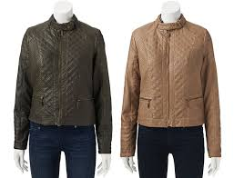 j2 by jou jou quilted faux leather jacket