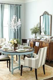 houses surprising chandelier height from table