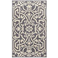 westwood accent rug in grey bed bath beyond