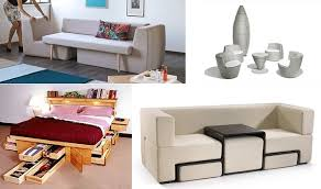 Space saving furniture designs Build In 15 Space Saving Furniture Ideas Goodshomedesign 15 Space Saving Furniture Ideas Home Design Garden Architecture