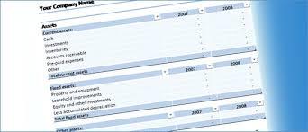 Balance Sheet Template Uk Fresh Microsoft Word Excel Powerpoint Free ...