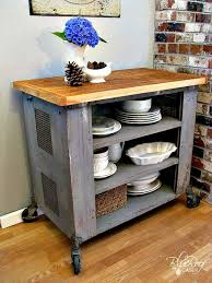 diy kitchen cart lovely unique rustic kitchen island cart kitchen island decoration 2018