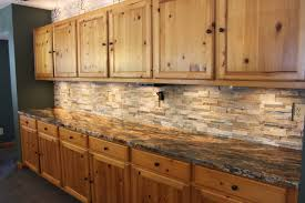 Kitchen Backsplashes | Tile, Stone & Glass rustic-kitchen