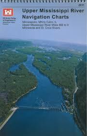 Waterway Navigation Chartbook Mississippi River Upper