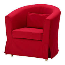 ikea rp tullsta chair slipcover idemo red 701 823 94 ca home kitchen