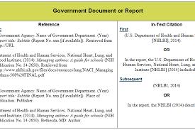 Apa Citation Format For Government Website Presgastking5 Site