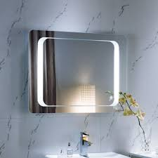 extra touch and appeal contemporary bathroom mirrors