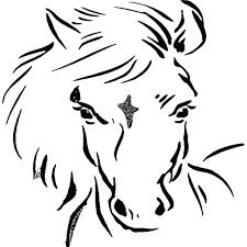 Disegni Di Cavalli Facili Per Bambini Come Disegnare Un Cavallo Avec