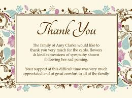 Thank You Note After Funeral To Coworkers 99 Bridal Shower Thank You Notes For Coworkers Coworkers