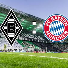 Maybe you would like to learn more about one of these? Borussia Monchengladbach Gegen Fc Bayern Munchen Bundesliga Im Live Ticker Fc Bayern