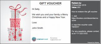 Best Gift Ever Customizable Gift Vouchers Are Here Bookeo