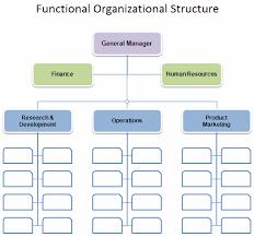 Organizational Chart Template E Commercewordpress