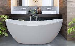 alone best modern stand alone bathtubs tub 25 ideas on with tubs