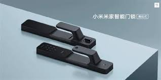 The clever <b>Xiaomi MIJIA Smart Door</b> Lock door lock is equipped ...