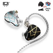 <b>KZ ASX</b> Metal <b>Earphones</b> 20BA Balanced Armature Noise ...
