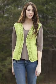 Free Knitted Vest Patterns Gorgeous Vest Knitting Patterns In The Loop Knitting