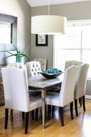 how to build a diy farmhouse table in 5 easy steps easiest diy dining table