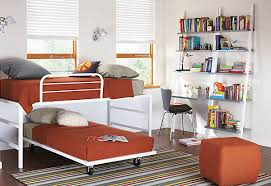 View in gallery Contemporary loft bed in white