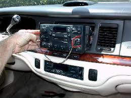 lincoln town car radio wiring image stereo and speaker swap 1995 1997 lincoln town car on 1997 lincoln town car radio wiring