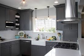 Full Size of Kitchen:off White Kitchen Cabinets With Antique Brown Granite  Professional Counter Depth Large Size of Kitchen:off White Kitchen Cabinets  With ...