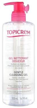 <b>Topicrem мягкий очищающий гель</b> Gentle Cleansing... — купить по ...