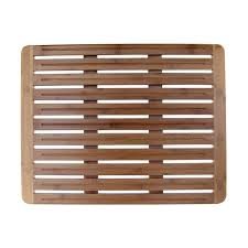 bamboo wood furniture. natural bamboo 20 x 26 wood nonskid bath mat furniture
