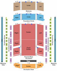 Ocean Center Seating Chart National Geographic Live Ocean Soul Events Sports