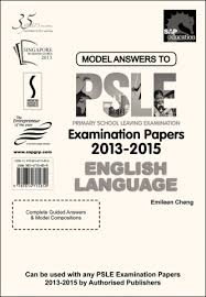 PSLE English Mock Examinations  Paper    KiasuParents