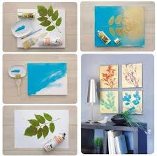 diy home decor ideas my daily magazine art design diy