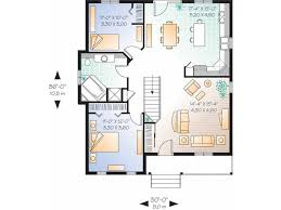 small one level cottage house plans new simple e bedroom house plans trend 13 simple e