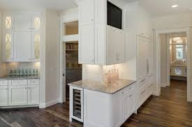 Modern - Kitchen - Benjamin Moore Simply White OC-117