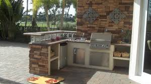 Modular Outdoor Kitchens Lowes Lowes Outdoor Kitchen Youtube