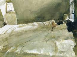 andrew wyeth paintings familiarity