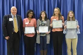 PTC announces winners of Allred Leadership Scholarship   Lakelands  Connector   indexjournal.com