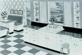 1940 Kitchen Decor 1940s Kitchen Design Conexaowebmixcom