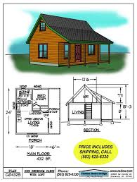 small cabin floor plans. Perfect Small Small Cabin Floor Plans  C0432B Plan Details Throughout I