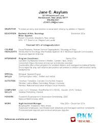 Examples Of Nursing Resumes Resume Objective Examples Nursing Airexpresscarrier Com