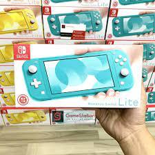 Máy Chơi Game Nintendo Switch Lite - Màu Turquoise