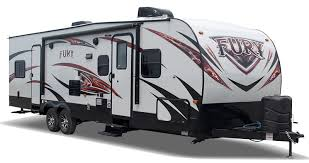 prime time rv fury toy hauler travel trailers