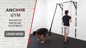 anchor gym resistance band suspension training and more